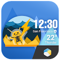 Daily Life With Weather Widget icon