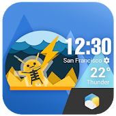 Daily Life With Weather Widget