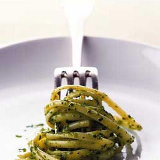 Vermicelli with Sauce alla Sofia.