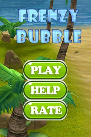 Frenzy Bubble