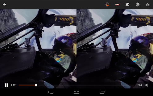 Kolor Eyes 360° video player- screenshot thumbnail