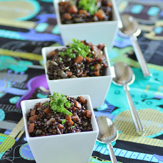 Black Beluga Lentils Recipes.