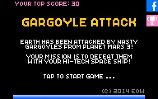 Gargoyle Attack