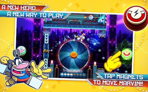 Major Magnet: Arcade Screenshot 9