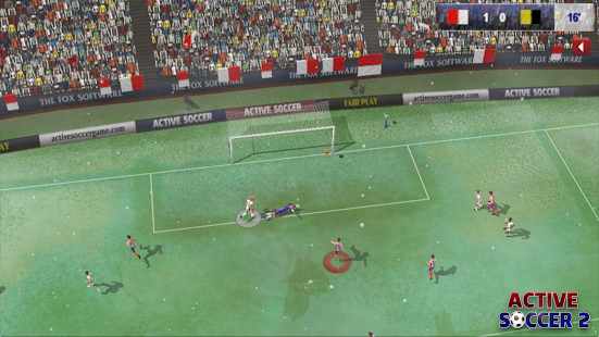 Active Soccer 2 - screenshot