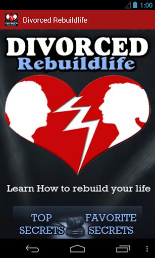 Divorced Rebuildlife