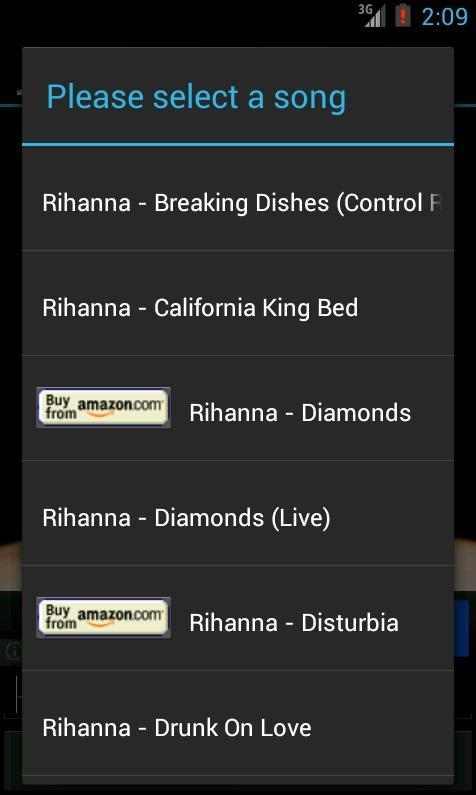 Rihanna Music Videos - screenshot
