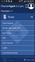 Screenshot of CharterAgent 3.0
