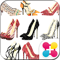 Chic Wallpaper Shoes! icon