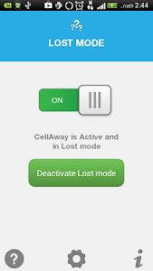 CellAway Phone Tracker screenshot 4