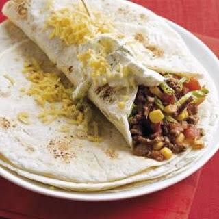 Mexicaanse Tortilla.