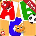 Kids Alphabet Memory Cards ABC