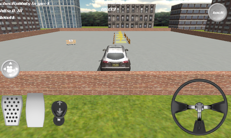 Precision Driving 3D - screenshot