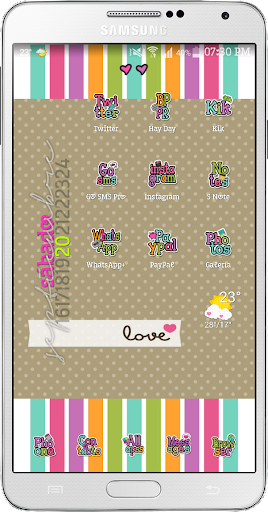 It'sPartyTime Go Launcher