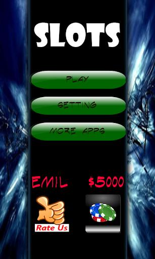 Emil Slots game