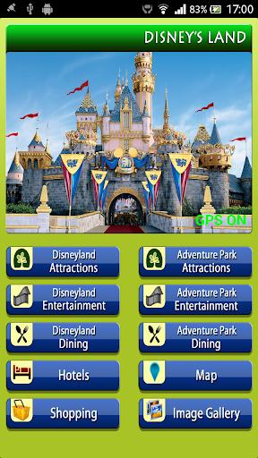 Offline Guide to Disneyland