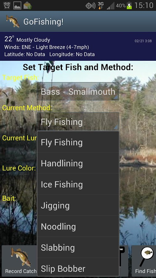 GoFishing! - screenshot