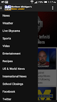 Screenshot of 9&10 News