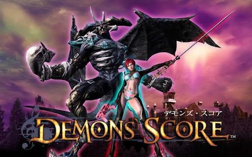 DEMONS' SCORE THD