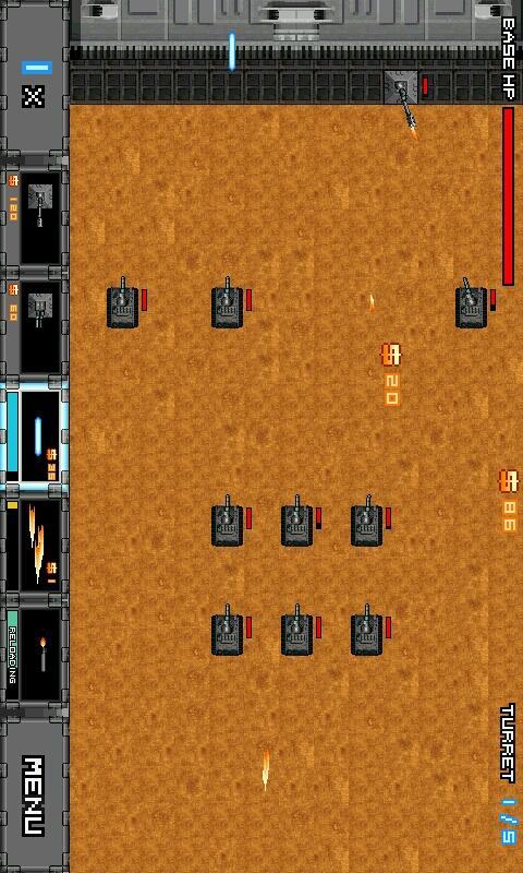 Metal Storm Defense LITE - screenshot