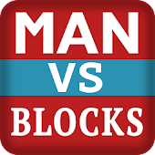 Man vs Blocks