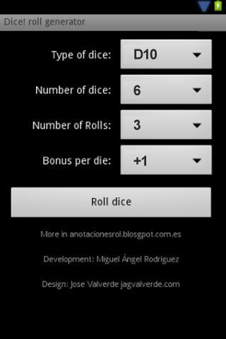 Dice Roller - Home   company.wizards.com