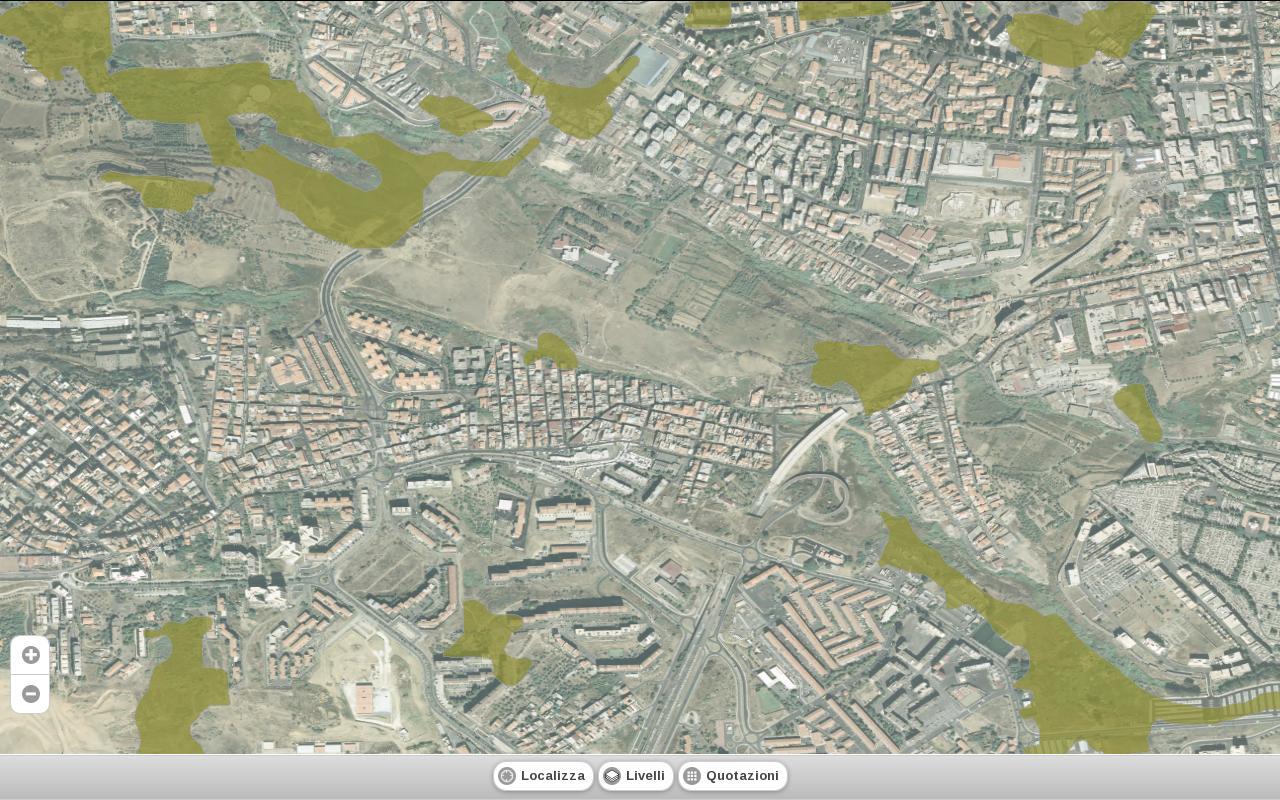 MobileMap Sicilia- screenshot