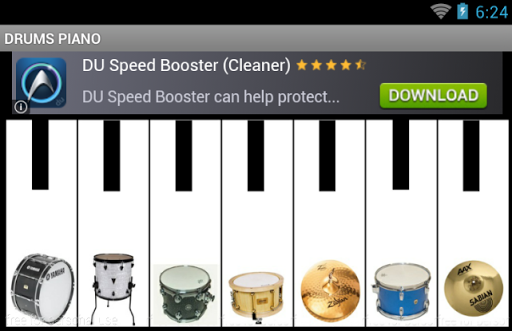 【免費音樂App】DRUMS PIANO-APP點子