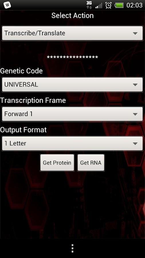 DPSAT - screenshot