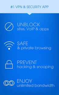 Hotspot Shield Free VPN Proxy Screenshot 10