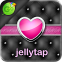 Elegant Pink Heart Keyboard ♥ icon