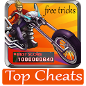 Racing Moto Top Cheats icon