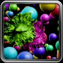 Paintballs 3D Live Wallpaper icon