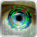 Eye Scanner Lock icon