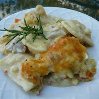 Momma Moots' Pork and Pierogies Casserole