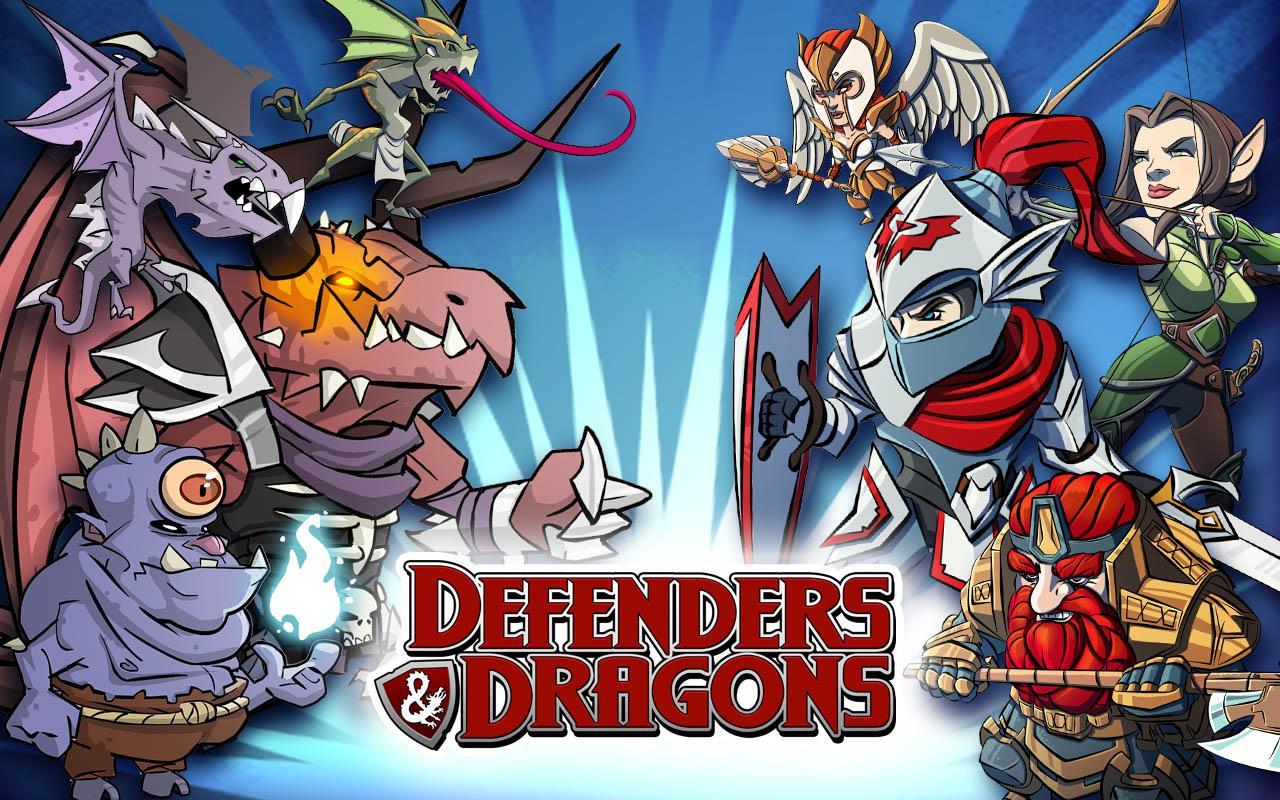 Defender II для Android - скачать бесплатно   Defender II
