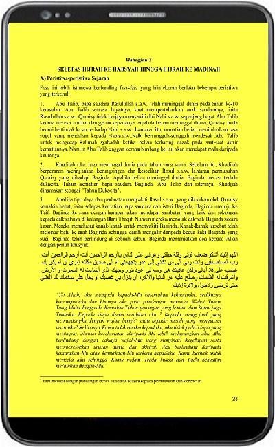 #4. SIRAH NABI MUHAMMAD S.A.W. (Android)