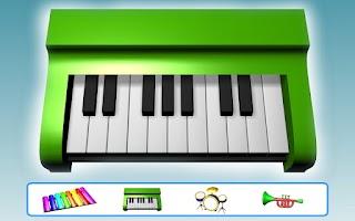 Screenshot of Baby Music Free