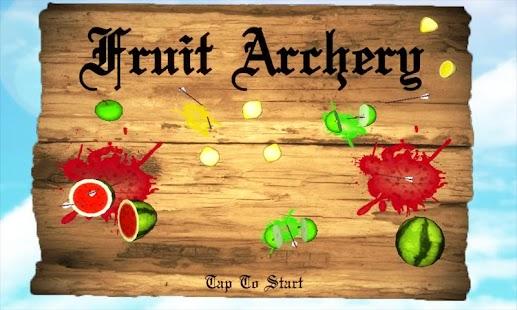 Fruit Archery Free- screenshot thumbnail