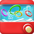 Bubble Ring Fling 1.049 icon