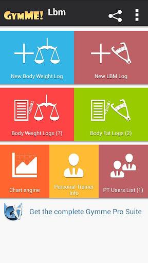 Gymme Fat Caliper Measure
