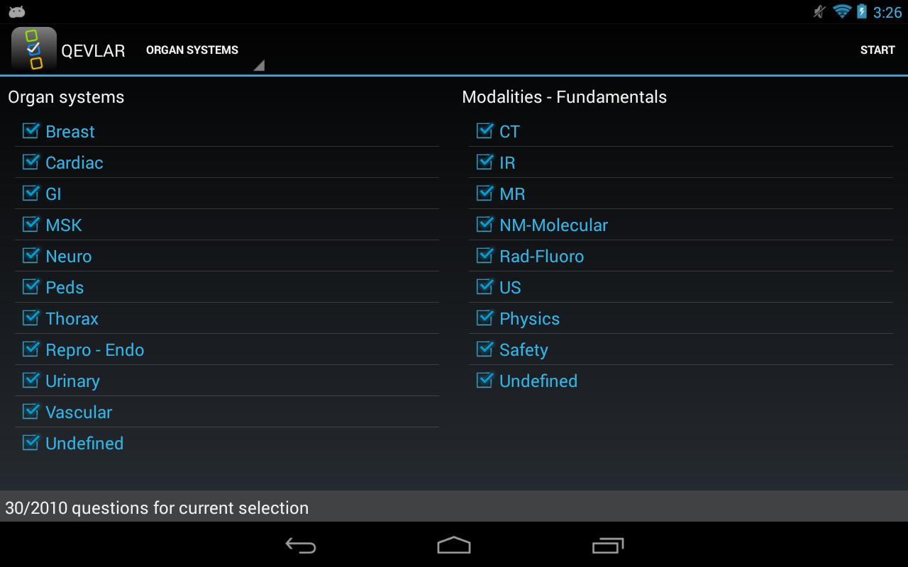 QEVLAR- screenshot
