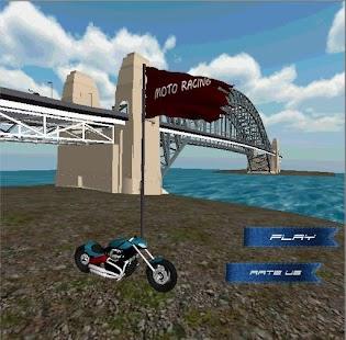 Moto Racing - screenshot thumbnail
