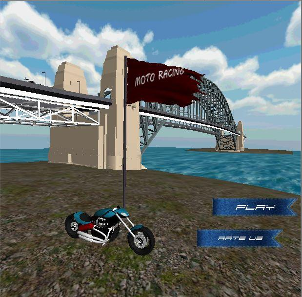 Moto Racing - screenshot