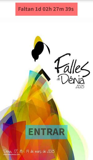 Fallas de Denia 2015