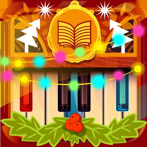 鋼琴聖誕節 音樂 App LOGO-APP試玩