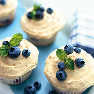 Blueberry Hill Cupcakes.