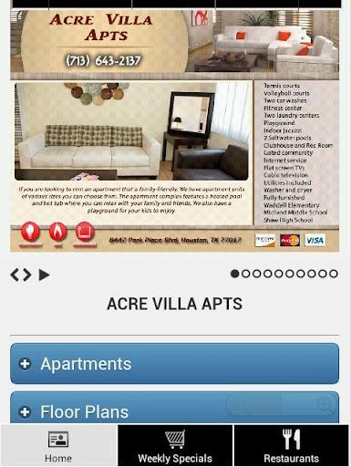 Acre Villa Apts
