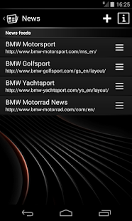 BMW Connected - screenshot thumbnail