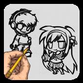 Jak rysować Manga